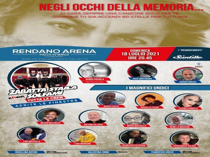 Mario Gualtieri evento