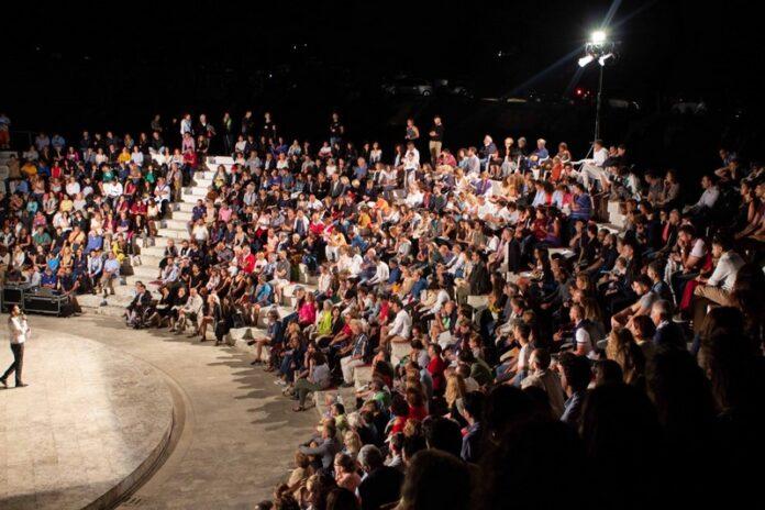 Pubblico di Avvistamenti Teatrali 2019