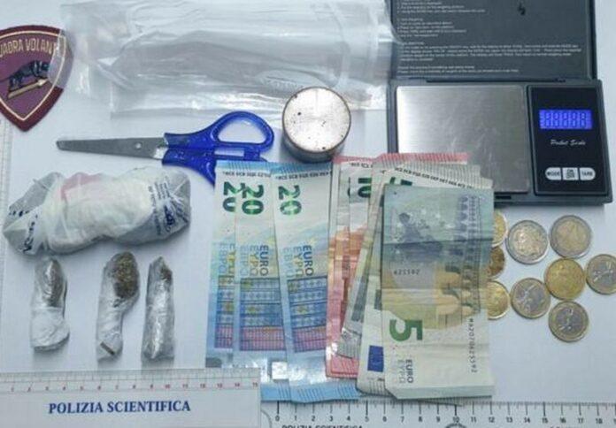 arresti spaccio droga Taurianova