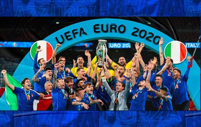 azzurri campioni d'europa