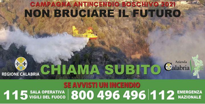 campagna antiincendio boschivo 2021_banner