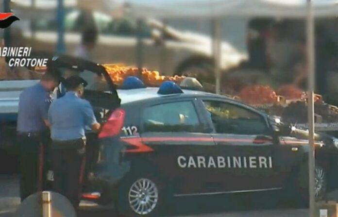 carabinieri sfruttamento lavoratori