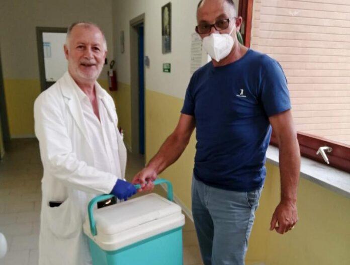 consegna vaccini Mormanno