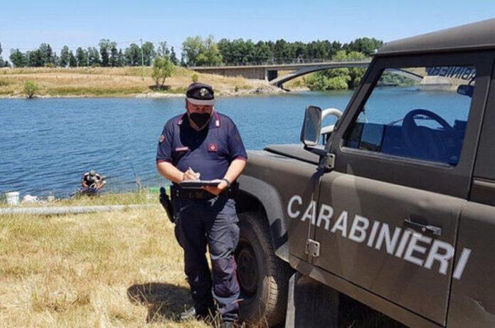 controlli cecita carabinieri forestali