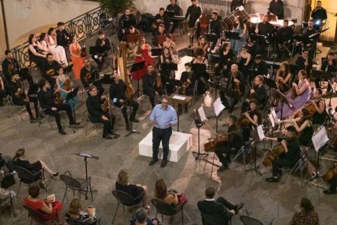 direttore Perri e Conservatorio di musica d Cosenza