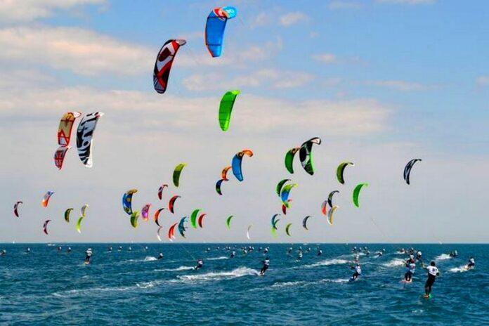 gizzeria mondiali kite surf