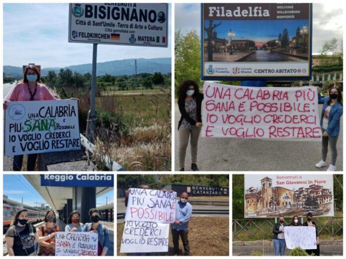 petizione firme sanità Calabria