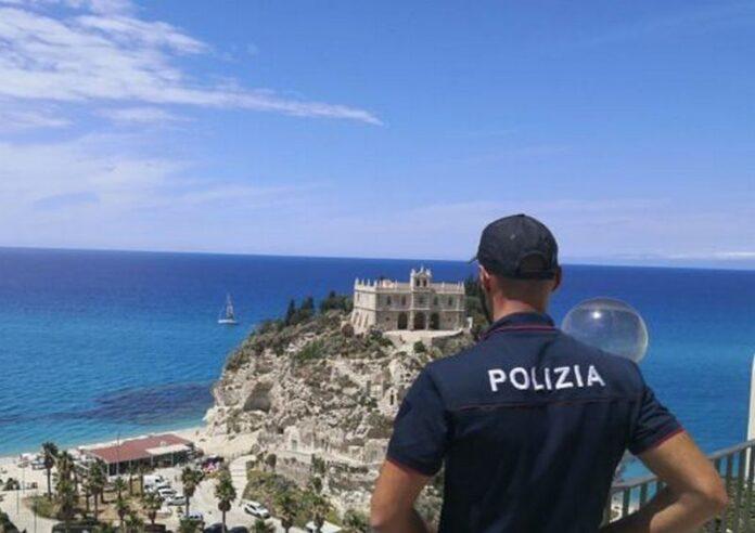 controlli polizia Tropea
