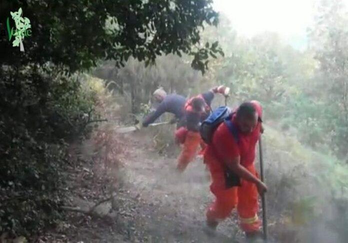 Calabria Verde operai idraulico forestali