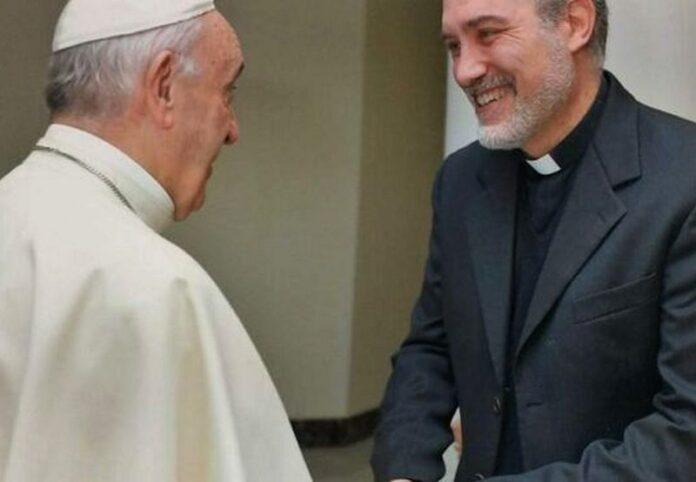Papa francesco e monsignor Attilio Nostro