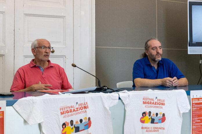 confernza stampa festival migrazioni
