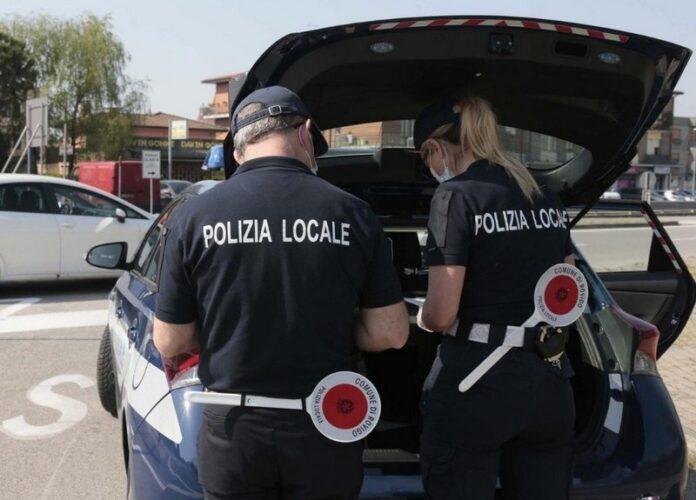 polizia locale cassano