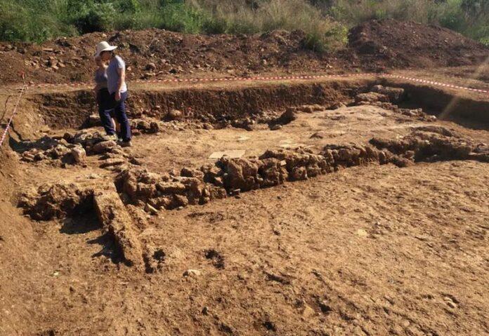 scavi archeologici laino borgo