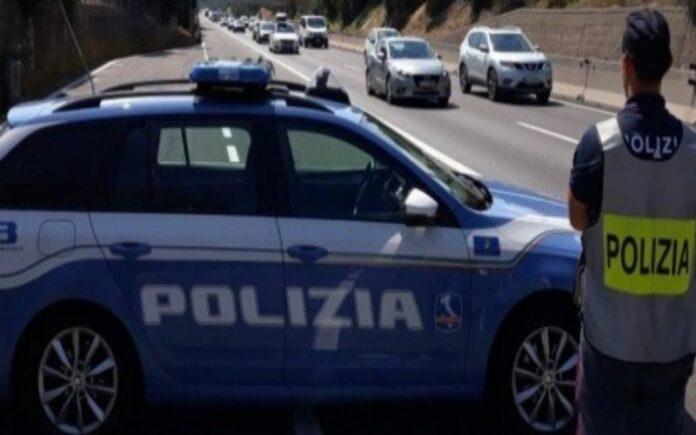 controllo traffico polizia