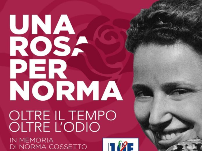 Cosenza ricorda Norma Cossetto