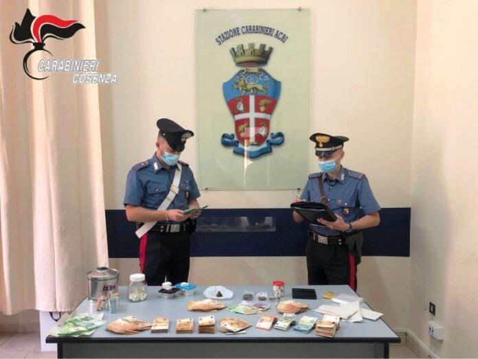 arrestato insegnante per spaccio di droga