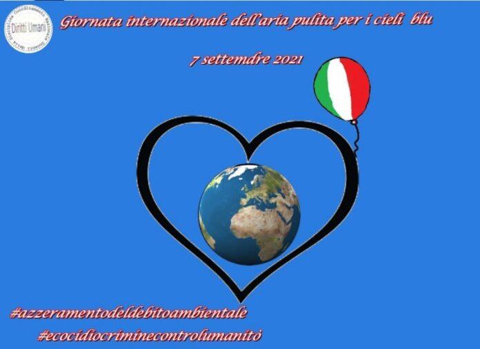 Giornata internazionale dell'aria pulita per i cieli blu