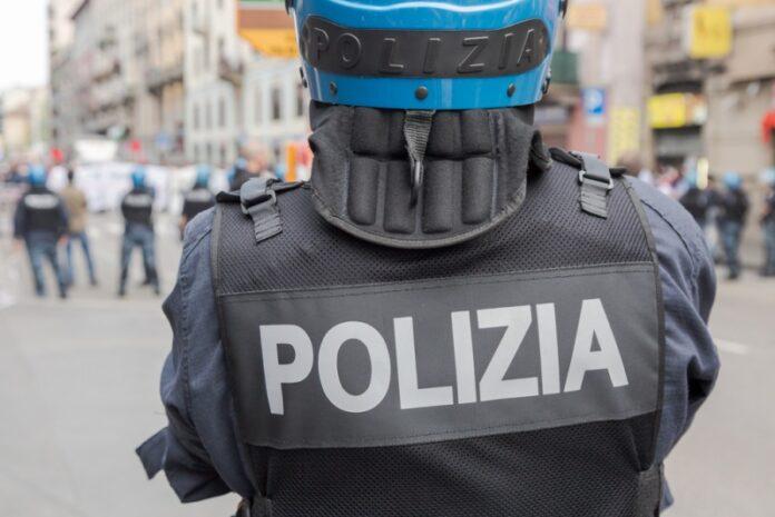 Catanzaro Polizia Reparto Mobile