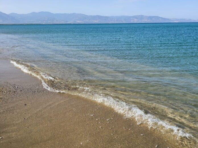 Sibari mare Jonio