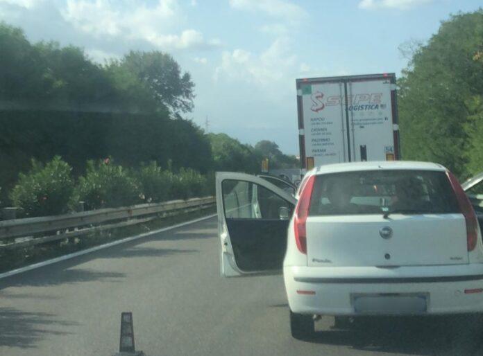 cantieri autostrada bloccata Calabria