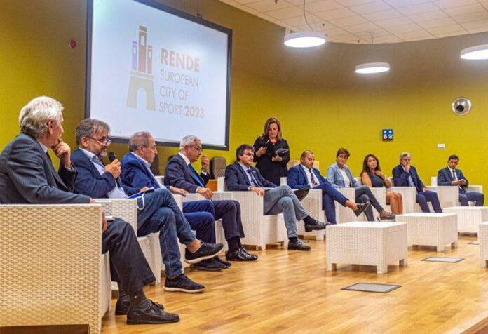 candidatura rende città europea sport