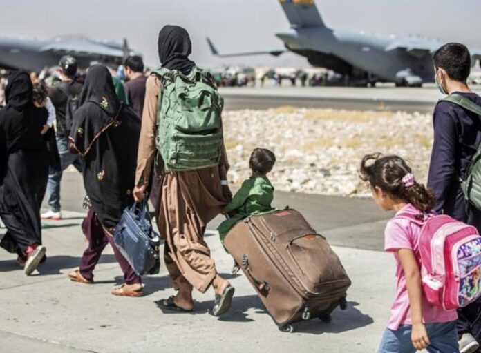 Catanzaro ospita famiglie Afghanistan