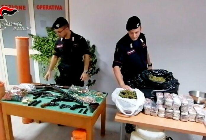 droga armi fattoria