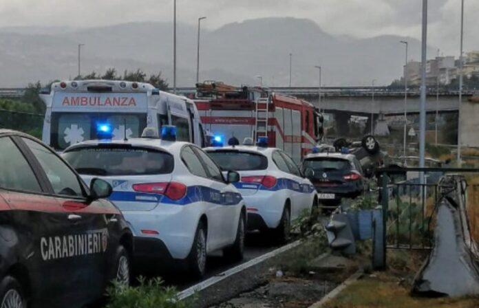 muore donna incidente Reggio Calabria