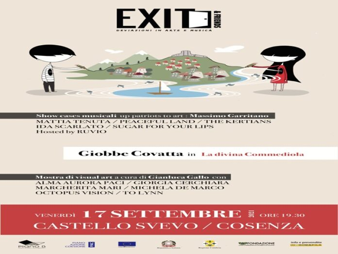 locandina Exit ok