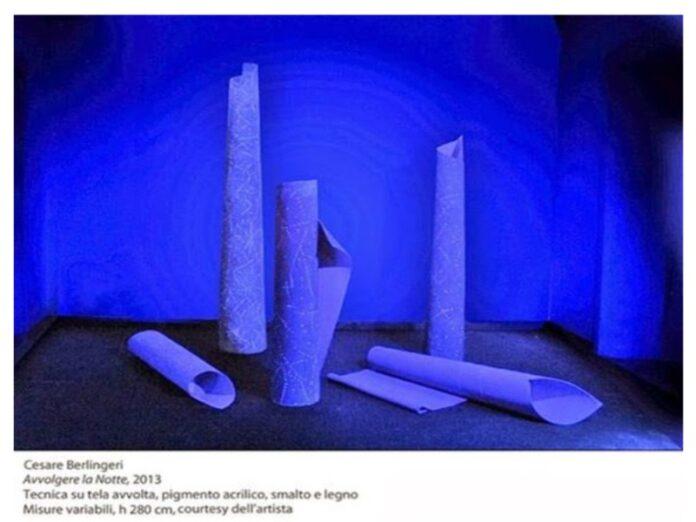 Mostra di Cesare Berlingeri a Cosenza