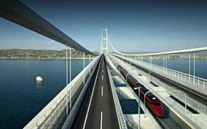 irrealizzabile Ponte Stretto Messina