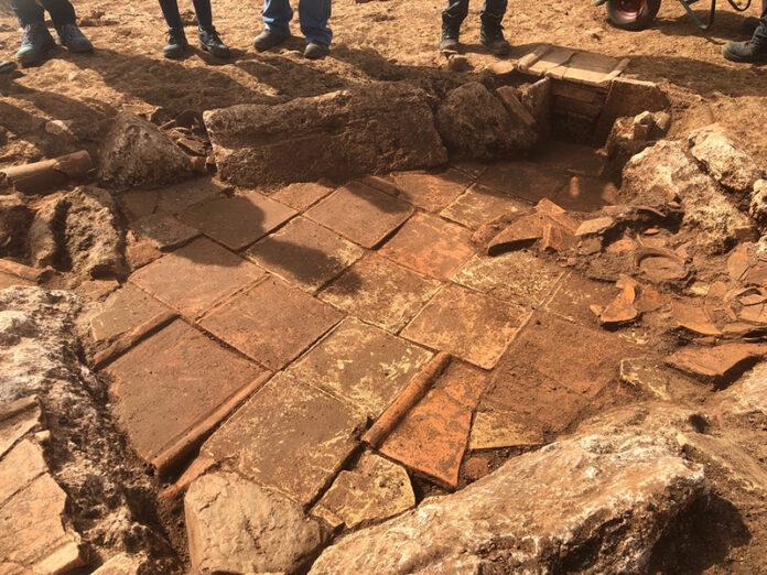 ritrovamenti archeologici Laino