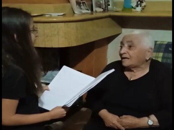 intervista nipote nonna