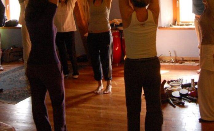 Danzaterapia teatroterapia Cosenza