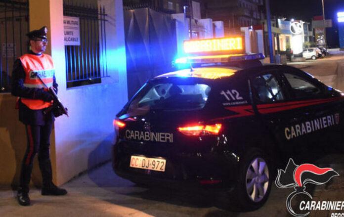 Gioia Tauro carabinieri
