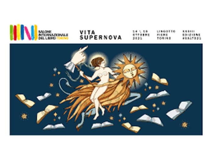 Salone libro Torino la Regione alla 33esima edizione -Vita Supernova-