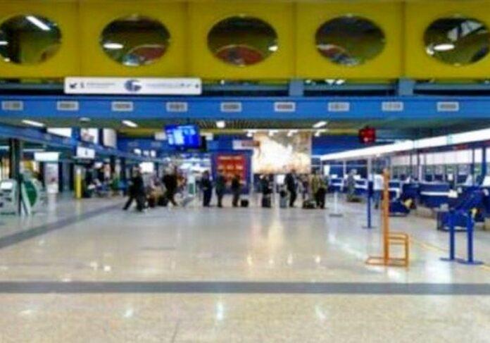 aeroporto Lamezia Terme interni