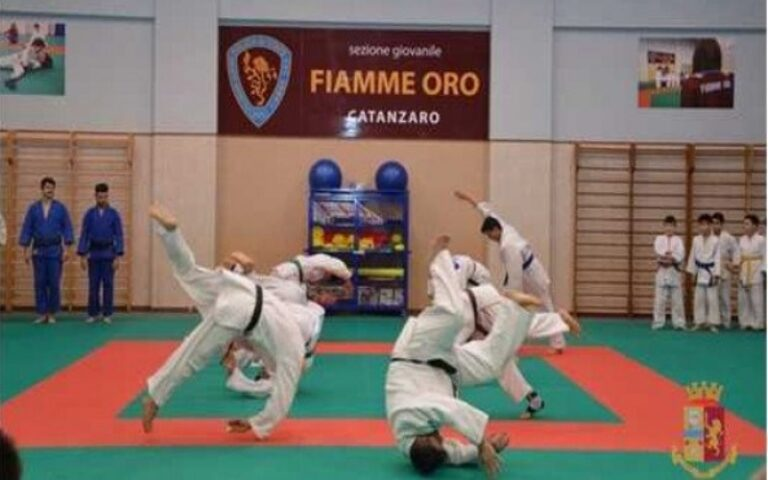 Iscrizioni aperte a corsi di judo e pesistica tenuti dalla Polizia di Stato