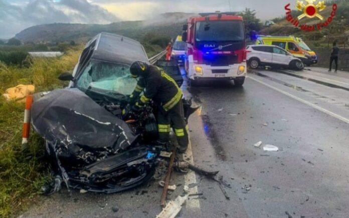incidente mortale Spezzano Albanese