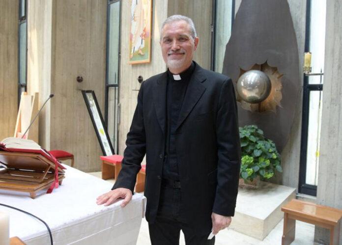 monsignorAttilio Nostro