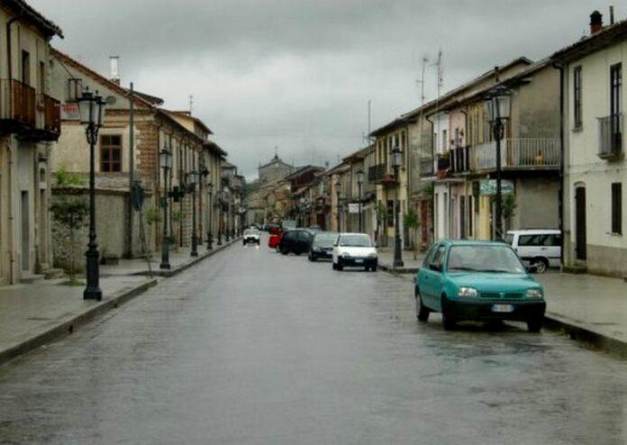 serra san bruno strada